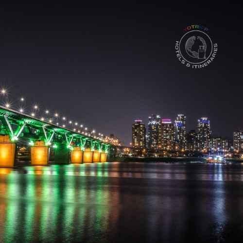 Han River Cruise in Seoul