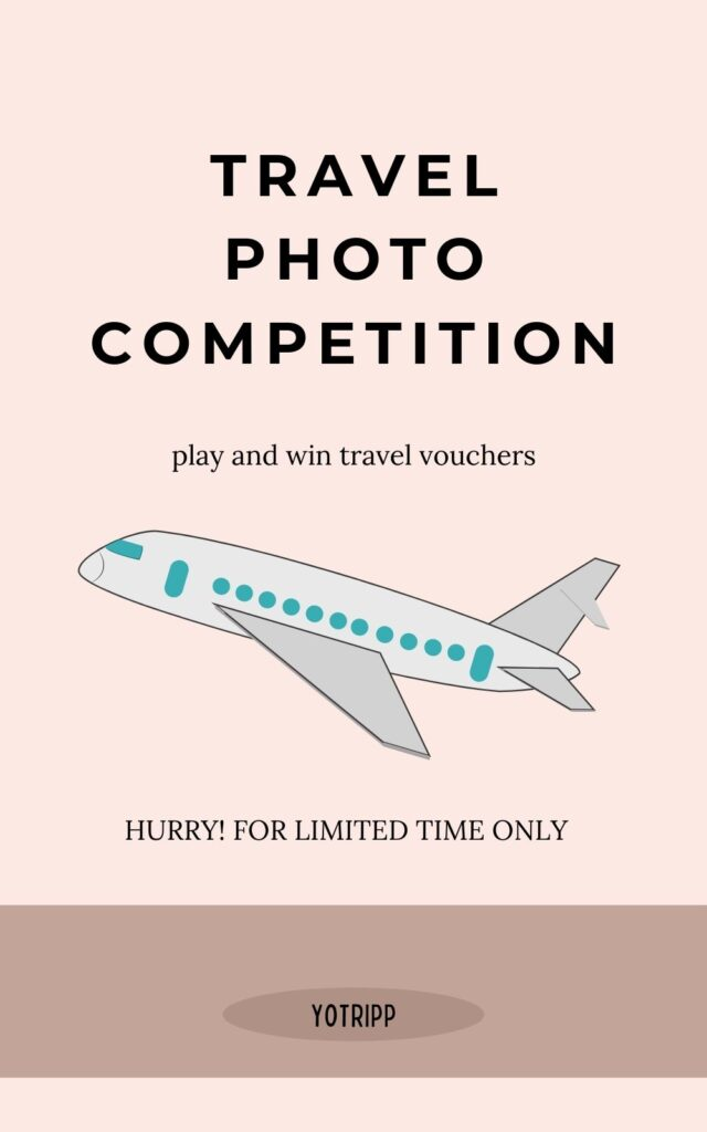 Play and win travel vouchers for free.